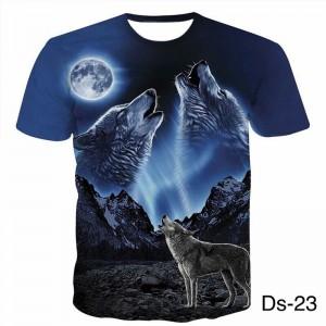3D- Design Shirt -Ds-23