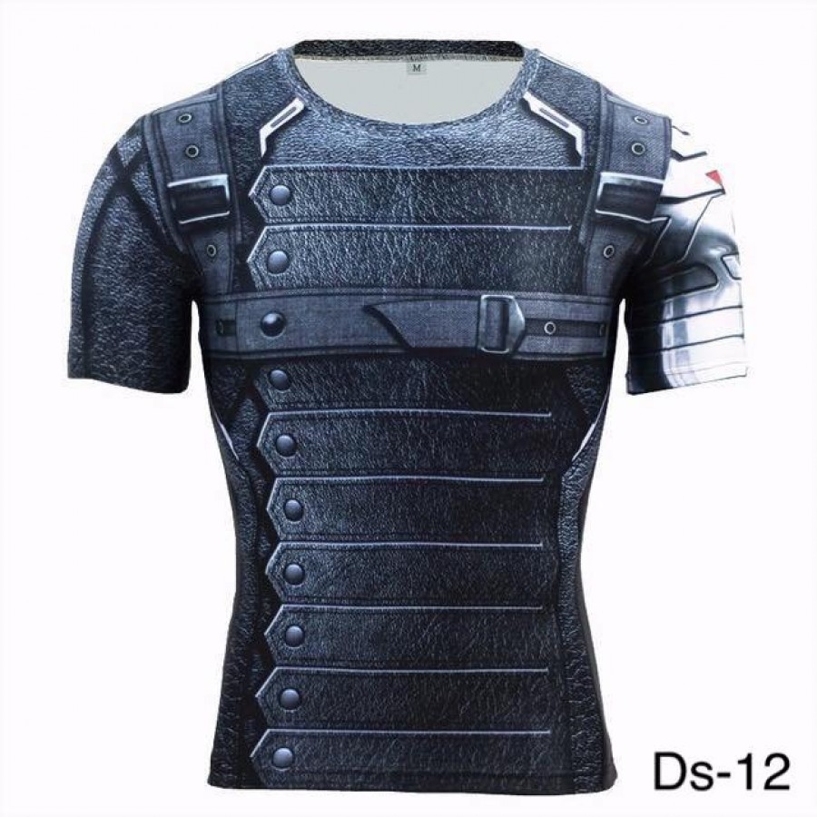 3D- Design Shirt -Ds-12