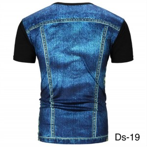 3D- Design Shirt -Ds-19