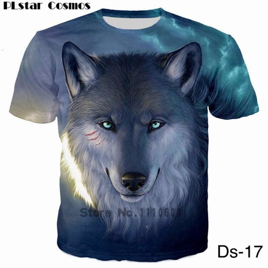 3D- Design Shirt -Ds-17