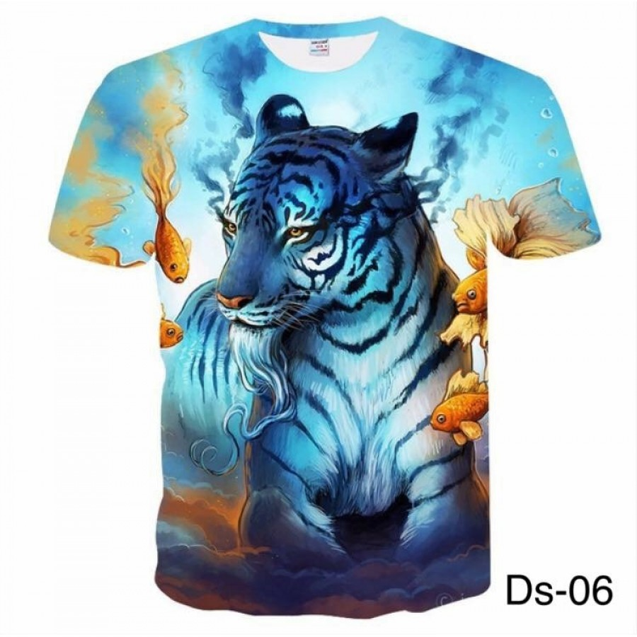 3D- Design Shirt -Ds-06