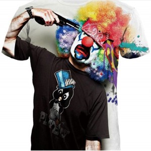 3D- Design Shirt -Design 25