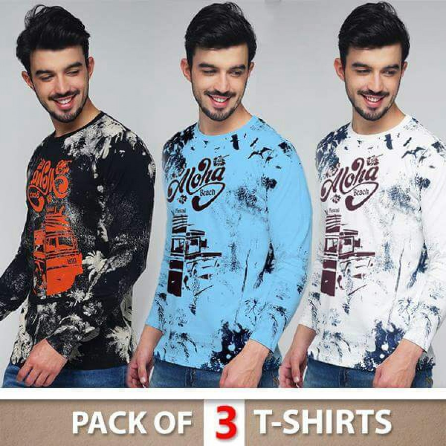 Pack of 3 Aloha T-Shirts