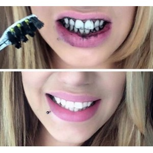 CHARCOAL TEETH WHITENER TOOTHPASTE - ALL NATURAL