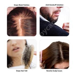 BE HERB NONI BLACK HAIR MAGIC SHAMPOO (ORIGINAL)