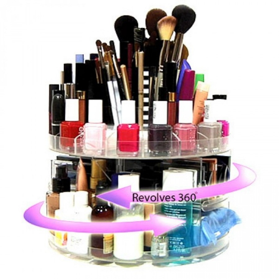 Glam Caddy Cosmetics Organizer