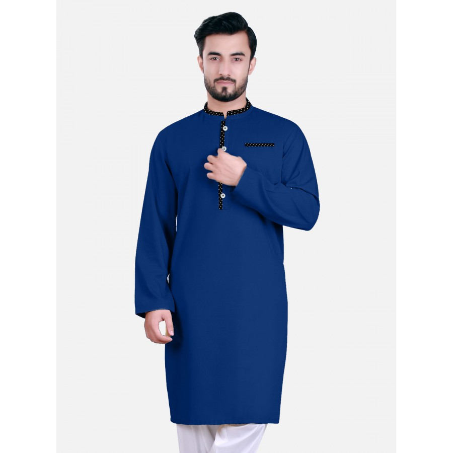 1 KURTA + 1 SHALWAR + SANDALS (Design-1)-Bumper discount sale