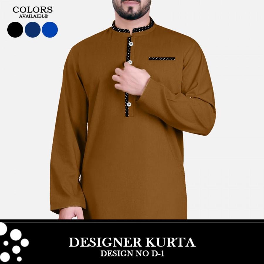 Designer kurta D-1