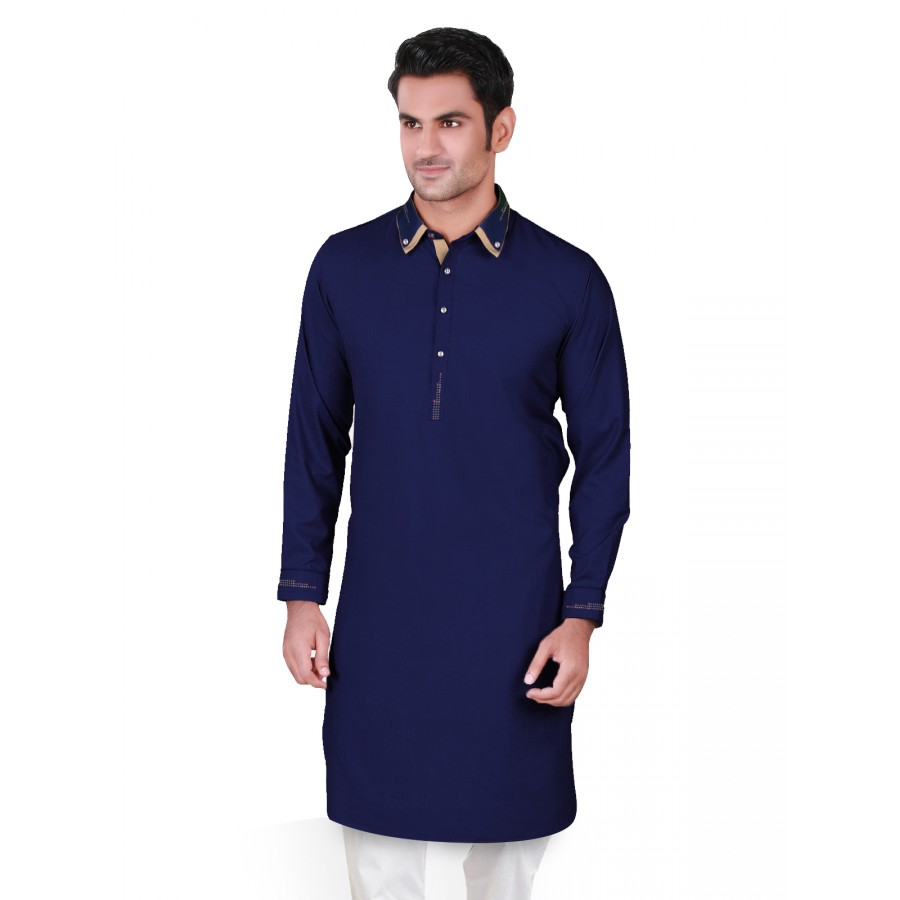 1 KURTA + 1 SHALWAR + SANDALS (Design-2)