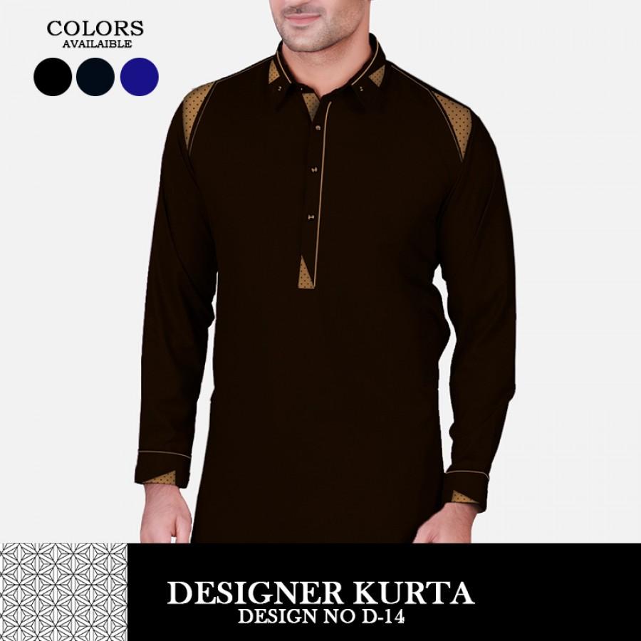 Designer kurta D-14