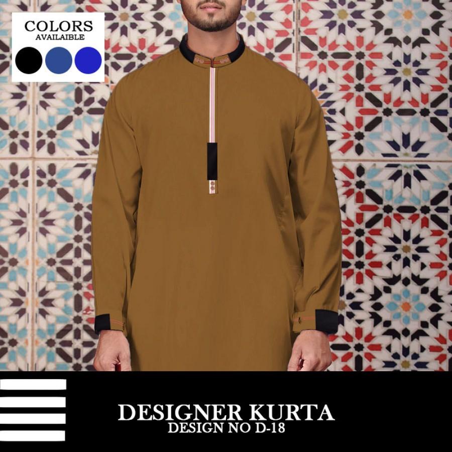 Designer kurta D-18