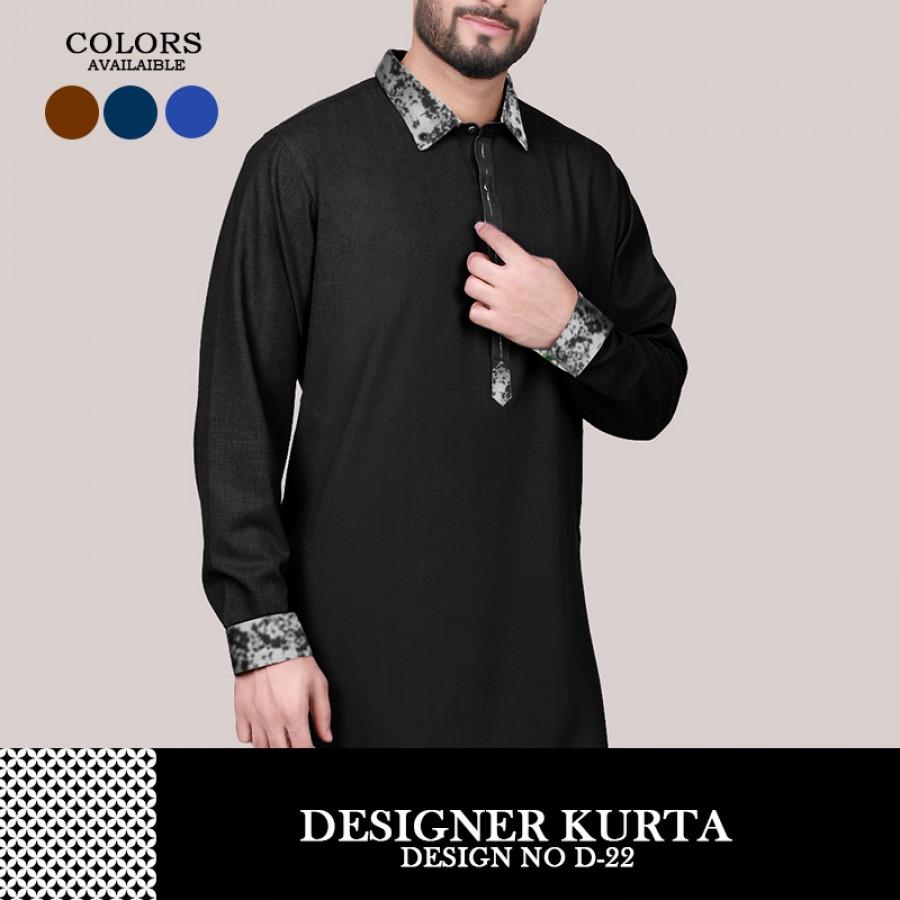 Designer kurta D-22