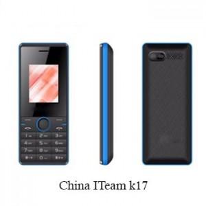 China ITEAM K17 1.8 inch