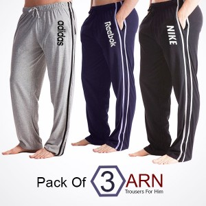 Pack Of 3 ARN Trousers For Him (NEW)