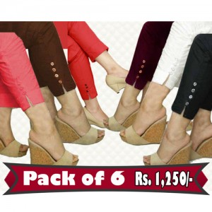 6 Cigarette Pants - Special Edition