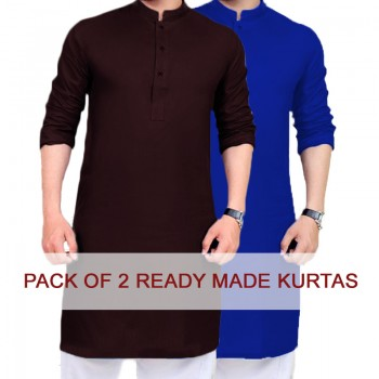 Buy any 2 Ready-Made Stylish Kurtas (004)
