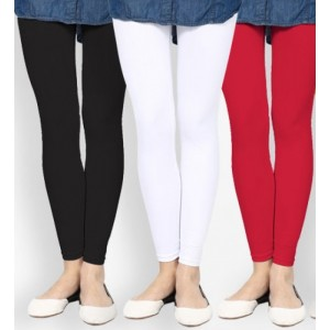 Pack of 3 Supreme Quality Lyrca Tights