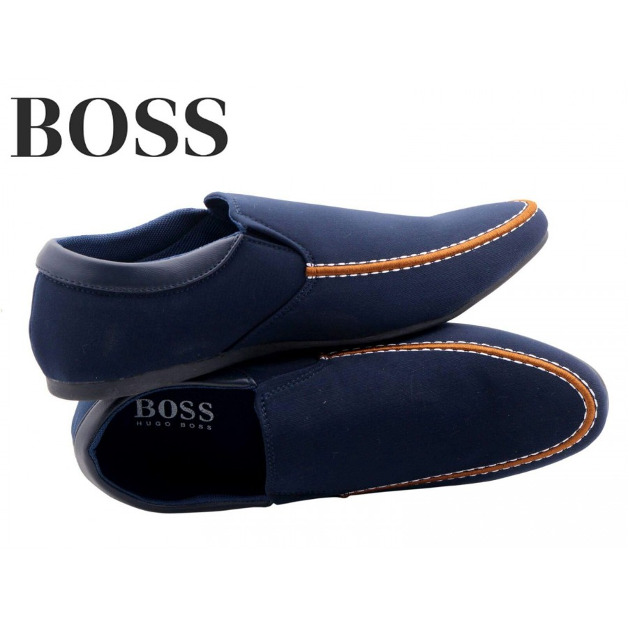 Boss Men Blue Shoes B3