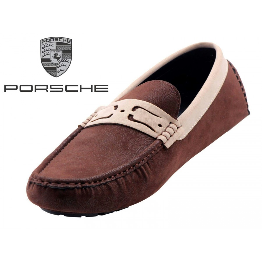 Porsche Men Brown Shoes P1