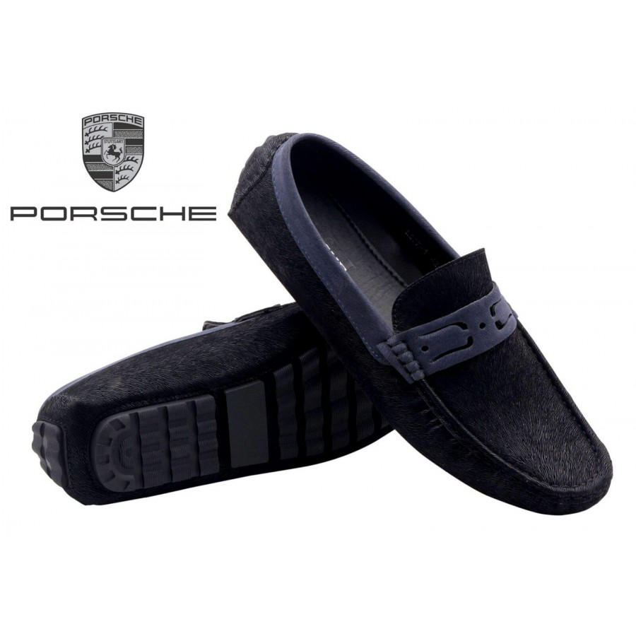Porsche Men Black Shoes P3