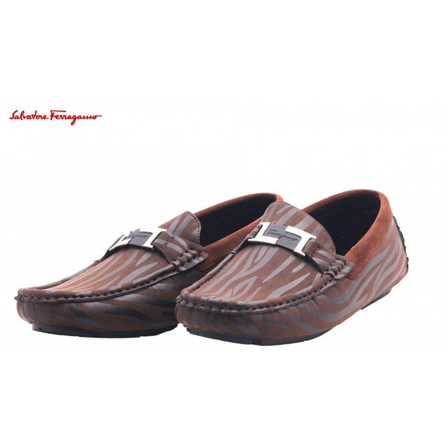 Salvatore Ferragamo Brown SF2
