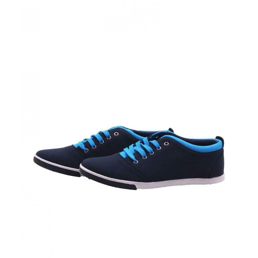 Tommy Stylish Blue Laced Shoes T2