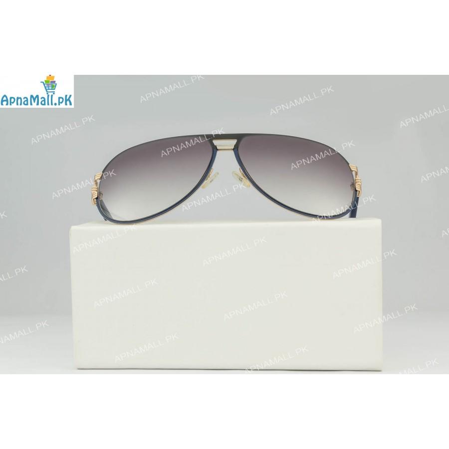 Christian Dior Graphix Black n Blue Sunglasses