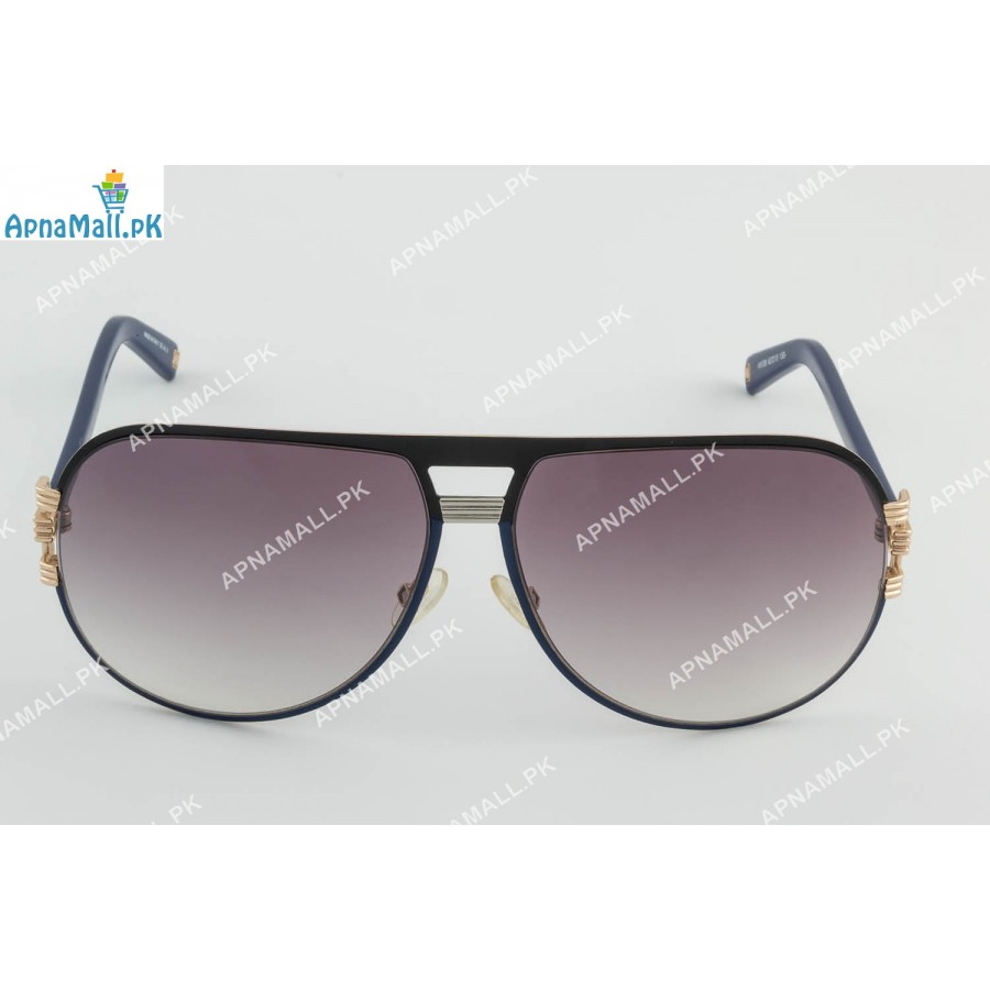 Christian Dior Graphix Black n Blue Sunglasses