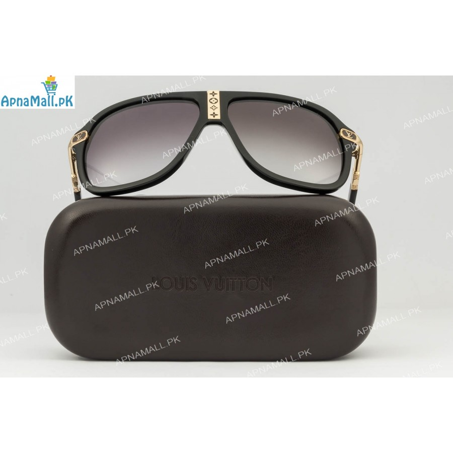 Louis Vuitton Z0850 Golden Black