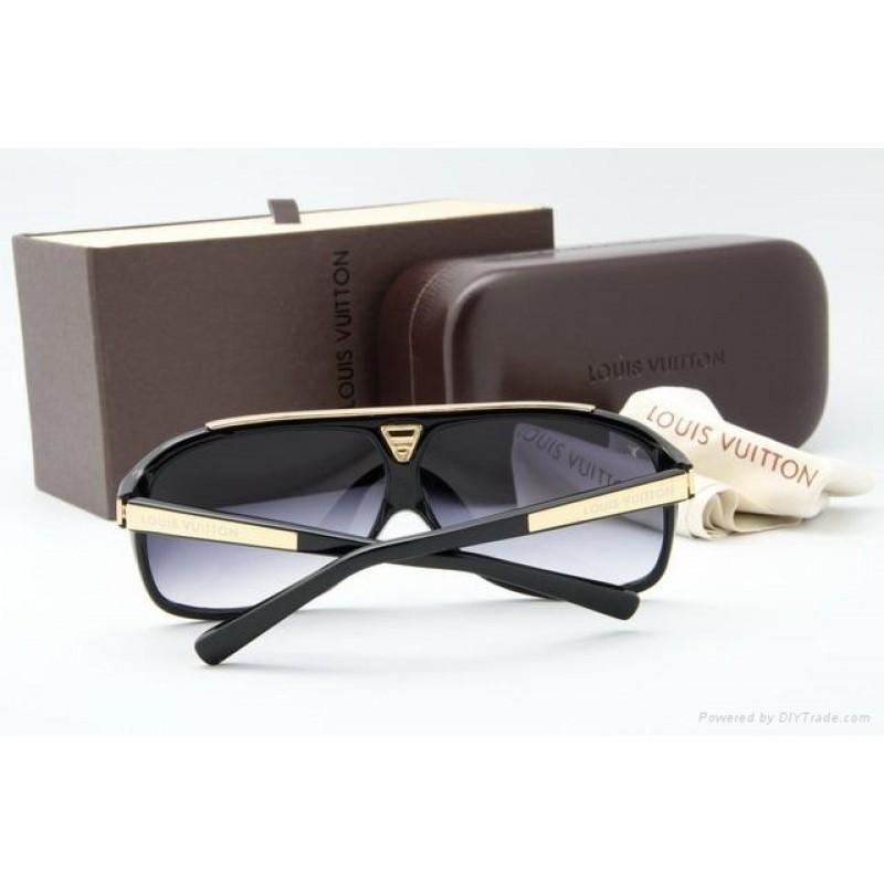 0bd7af544f5 ... Sunglasses for Men · Louis Vuitton · Louis Vuitton Evidence Black. Sale