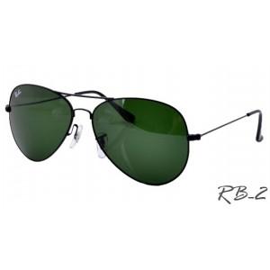 Rayban Aviator Green