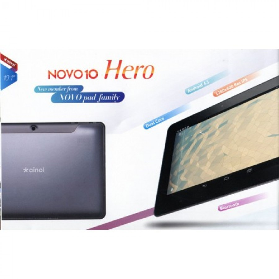 Ainol Novo 10 Hero 10.1 inch IPS Bluetooth Android Tablet PC
