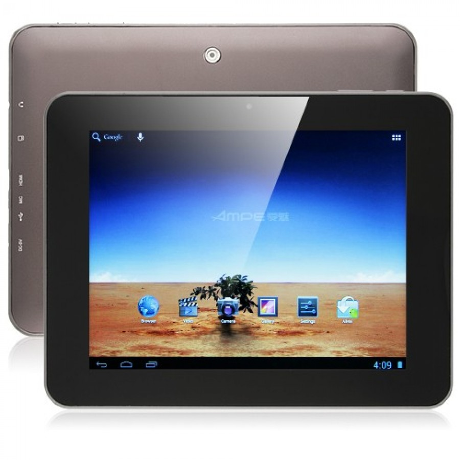 Ampe A85 Quad Core Android 4.1 Tablet PC