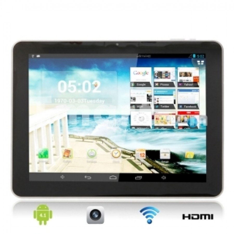 Ampe A90 Quad Core 9.7 IPS Screen Android 4.1 Tablet PC