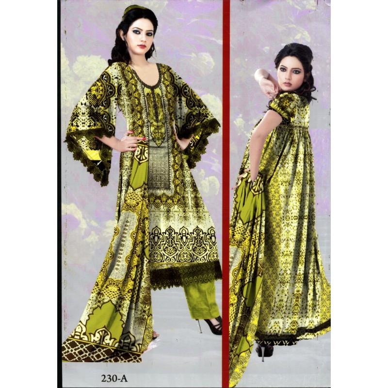230 - Al Karam Classic Cotton Cambric 2015 Volume 1