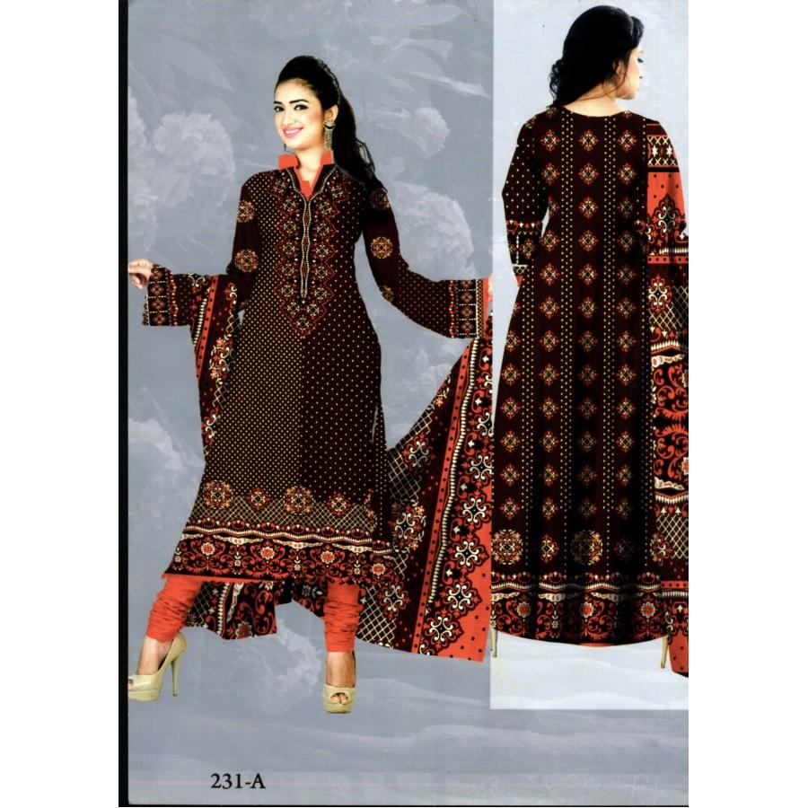 231 - Al Karam Classic Cotton Cambric 2015 Volume 1