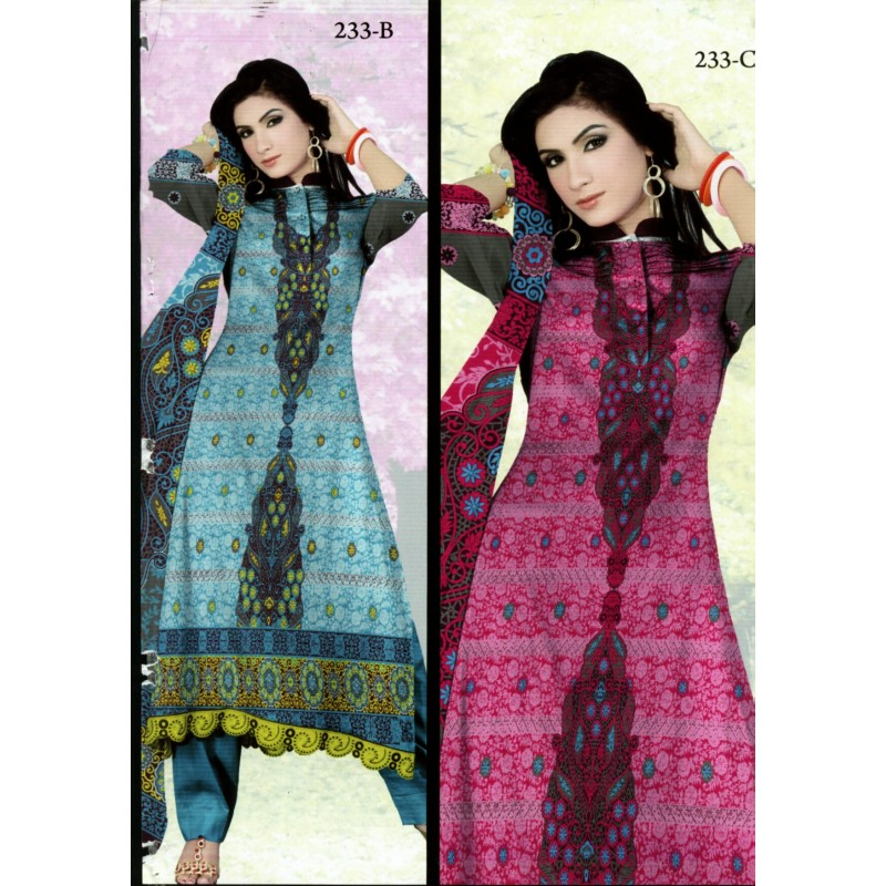 233 - Al Karam Classic Cotton Cambric 2015 Volume 1