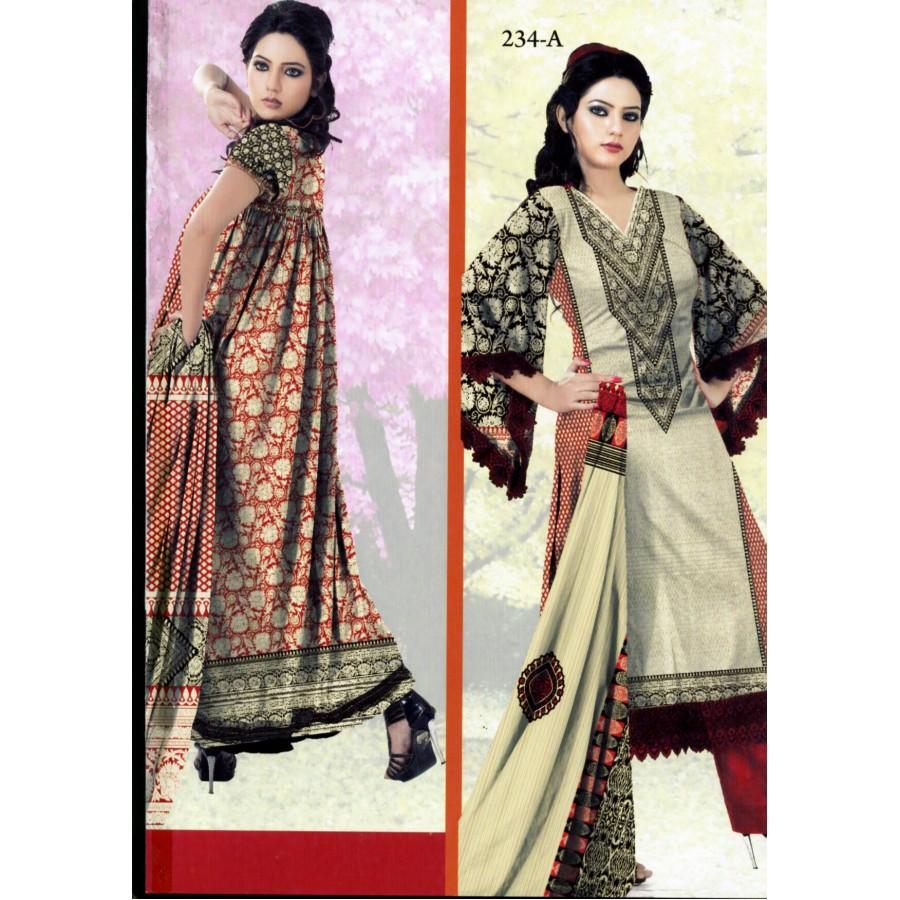 234 - Al Karam Classic Cotton Cambric 2015 Volume 1