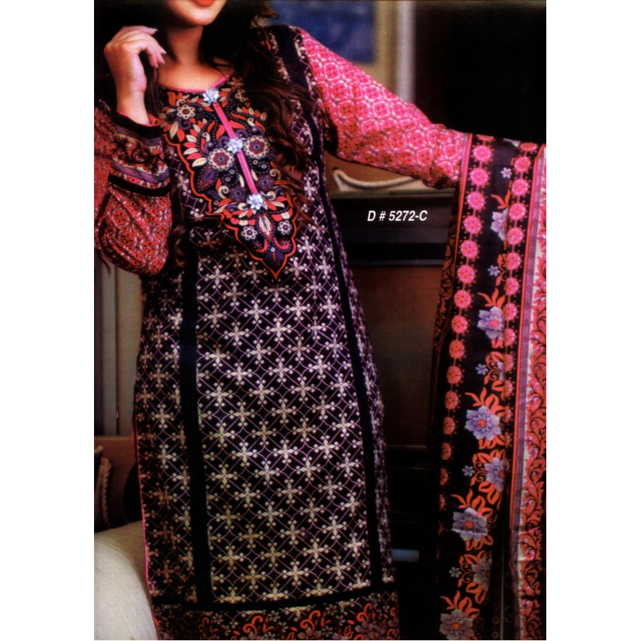 5272 - Zeebaish Classic Cotton Cambric 2015 Volume 1