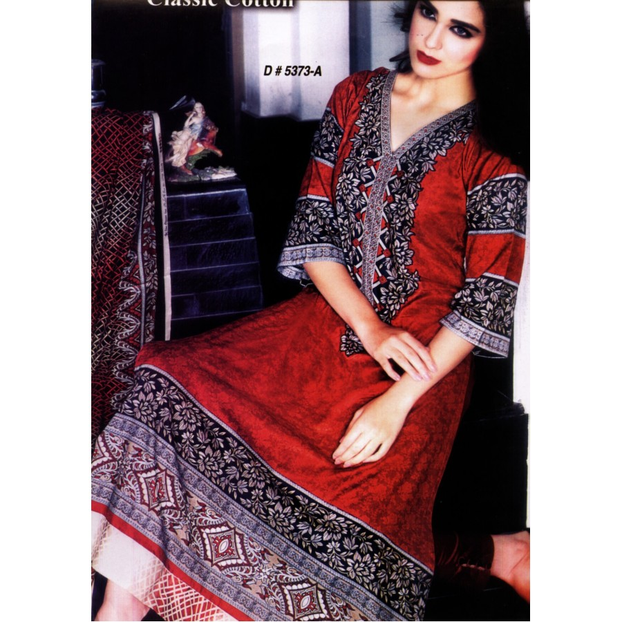 5373 - Zeebaish Classic Cotton Cambric 2015 Volume 1