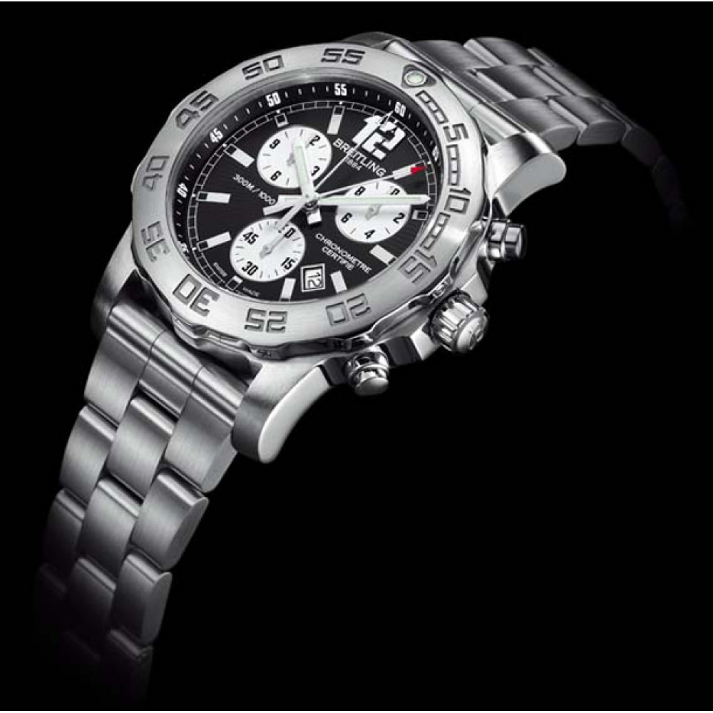 watches for men breitling colt chronograph. Black Bedroom Furniture Sets. Home Design Ideas