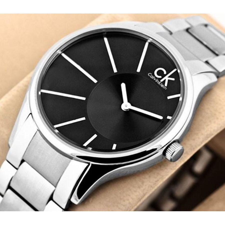 Calvin Klein CK Deluxe Men's Watch