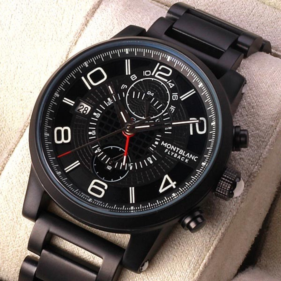 Montblanc Flyback Titanium Limited Edition