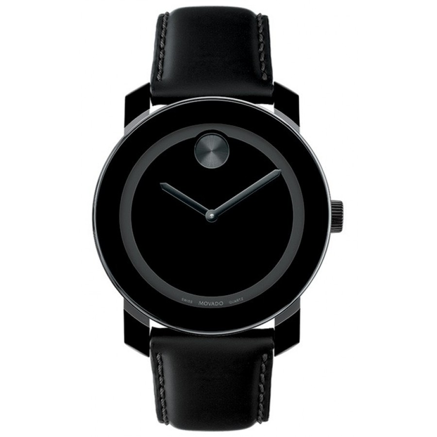 Movado Bold Black