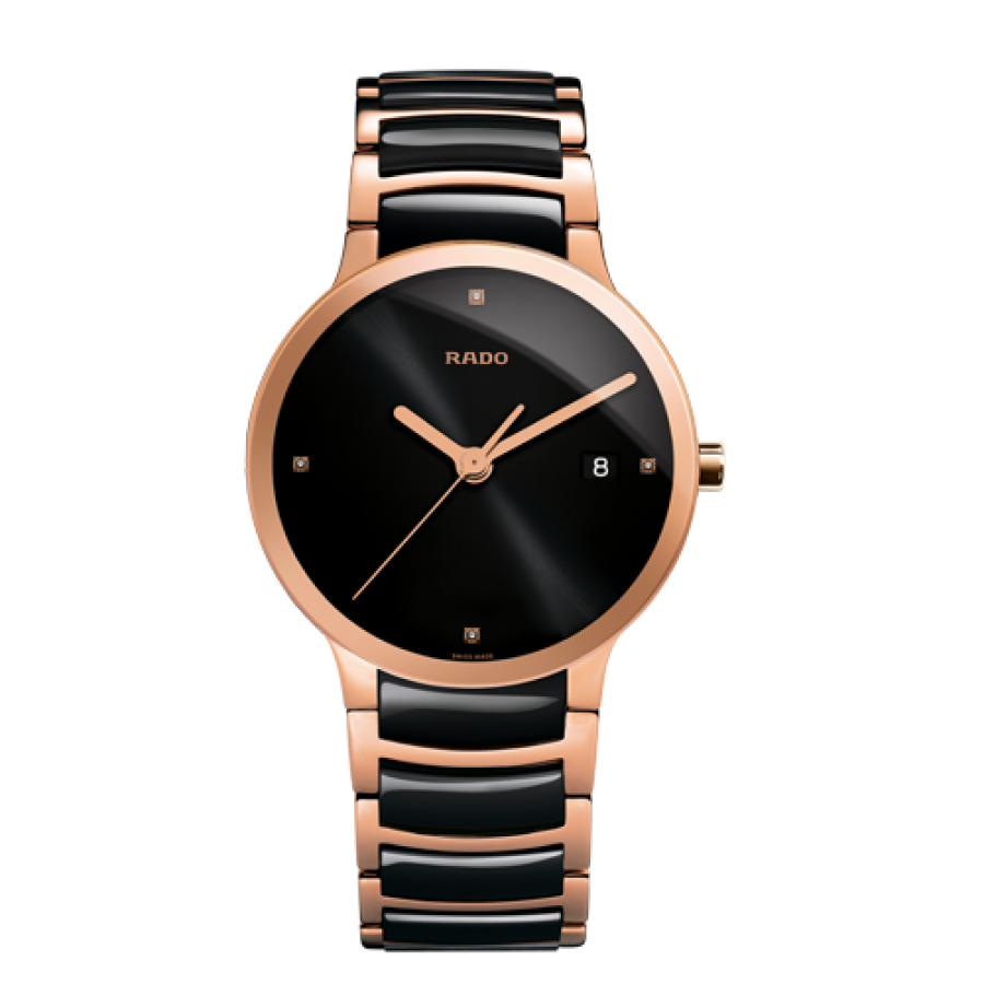 Rado Centrix Jubilé Copper Black