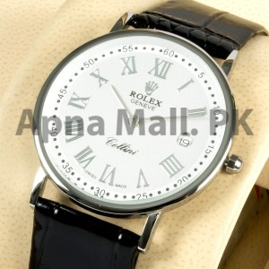 Rolex Date Just Cellini Special Edition (White)