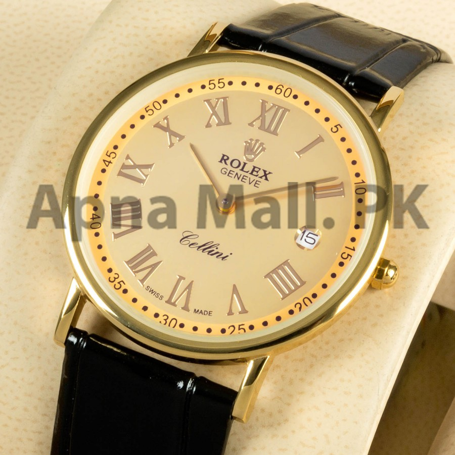 Rolex Date Just Cellini Special Edition (Gold)