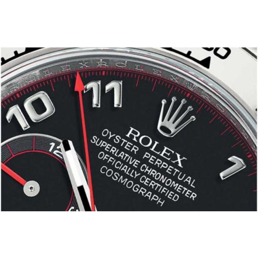 Rolex Cosmograph Daytona Limited Edition Silver