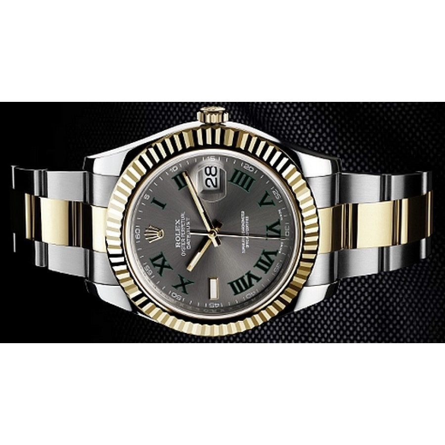Rolex Day-Date II Two Tone