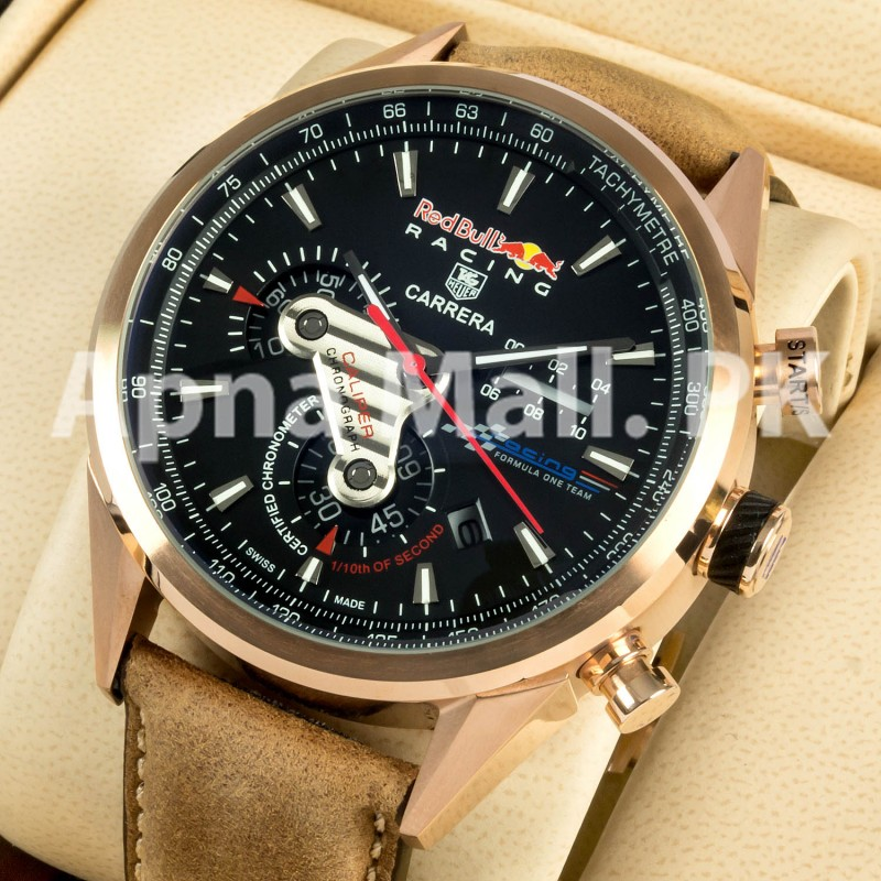 Watches For Men Tag Heuer Carrera Caliber Red Bull
